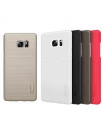 NILLKIN Frosted Shield Matte Anti-fingerprint Dustproof Hard Back Cover for Samsung Galaxy Note 7