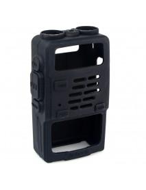 Retevis Walkie Talkie Rubber Holster Case for Baofeng UV-5R UV 5R UV5R UV-5RA UV-5RE