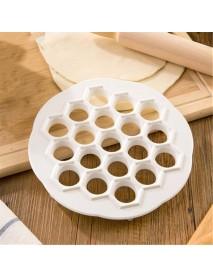 DIY Dumpling Mante Ravioli Pierogi Pelmeni Mold Maker Dough Press Cutterfor Kitchen Tool