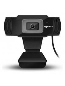HXSJ S70 Full 1080P USB Webcam 30fps Built-in Microphone Adjustable Degrees Computer Camera