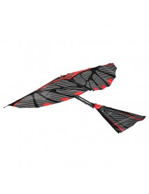 18Inches Eagle Carbon Fiber Birds Assembly Flapping Wing Flight DIY Model Aircraft Plane Toy With Box