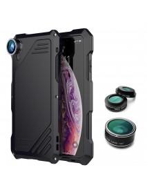 198 Fisheye Lens + 15X Macro Lens + Wide Angle Lens + IP54 Waterproof Shockproof Protective Case