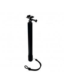 Lengthened 38cm-97cm Selfie Stick Pole Flexible Monopod Tripod Mount Adapter for GoPro Sjcam Xiaoyi