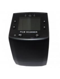 Wimi EC717 5MP Negative 2.4 inch Digital LCD Slide Film Scanner Supports 35mm Film