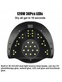 120w Induction Led Phototherapy Machine UV Lamp