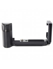 Replacement Quick Release L-Bracket Plate Camera Vertical Grip Mount  For FUJIFILM XT20 Parts