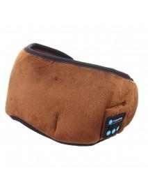 Wireless Bluetooth 5.0 Stereo Eye Mask Headphones Earphone Music Sleep Headset