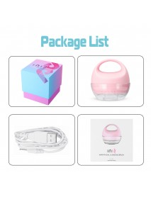 Electric Facial Brush Cleaner Face Electric Massager Deep Warm Cleansing Skin Scrubber Skin Care