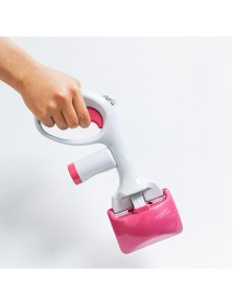 Portable Pet Poop Scooper Cleaning Tools Bags Dog Pooper Cleaning Tools Pet Accessories Cleaning  for Dogs Cats