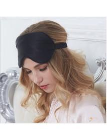 Honana DX-321 Soft Silk Travel Eye Mask Comfort Breathable Women Men Shading Sleep Eye Mask