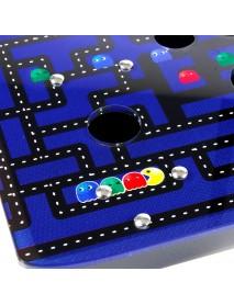 DIY Handle Arcade Joystick Game Controller Acrylic Panel Case Replacement