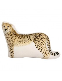 Creative 3D Cute Animal Tiger Zebra Gorilla Shape Throw Pillow Plush Soft Cushion Gift