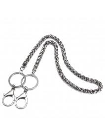 65cm Men Bicycle Chain Wallet Chains Biker Trucker Punk Hiphop Key Jean Chain Jewelry