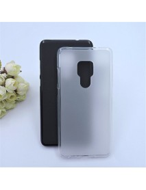 Bakeey Matte Shockproof Soft TPU Back Cover Protective Case for Huawei Mate 20