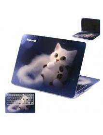 15.6 inch notebook case foil laptop sticker