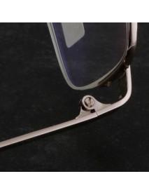 Anti-blue Light Foldable Old Light Mirror Aspherical Resin Anti-blue Film Reading Glasses