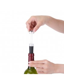 Godmorn Wine Aerator Decanter with Base for Red Wine Gift Magic Wine Decanter