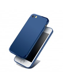 Bakeey Multi-colors Matte Ultra Thin Soft TPU Case for iPhone 5/5S/SE
