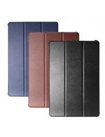 PU Leather Folding Stand Case Cover for 10.8 Inch Huawei Mediapad M5 Tablet