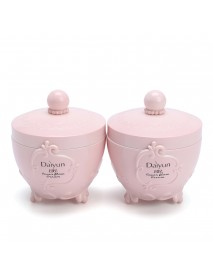 Concealer Foundation BB Cream Makeup Cosmetics Moisturizing Blemish Primer Cream With Puff