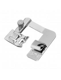 3Pcs Domestic Sewing Machine Presser Foot Rolled Hem Feet Set 4/8'' 6/8'' 8/8''