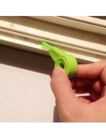 Honana HN-Q12 Multifunction Cleaning Brush Door Window Kitchen Bathroom Cleaning Tools