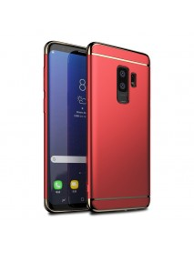 Bakeey 3 In 1 Combo Plating PC Protective Case For Samsung Galaxy S9/S9 Plus
