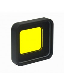 JSR Red/Yellow/Purple Lens Filter Cover for Gopro 6 5 Sport Camera Original Waterproof Case
