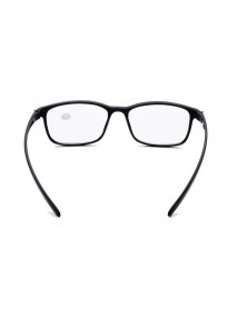 1Pcs TR90 Ultralight Super Tough Full Frame HD Resin Lens Comfortable Reading Glasses