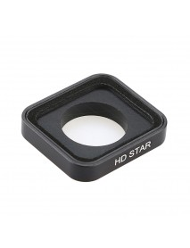 HD STAR Filter 6 Point Diving Waterproof Lens Housing Case for GoPro HERO 5/ HERO 6 Action Camera