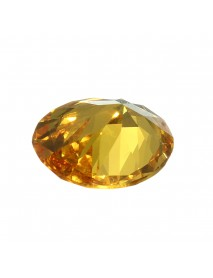 10 x 14mm Yellow Sapphire Gem Oval Shape Loose Gemstone Jewelry Set Gifts US