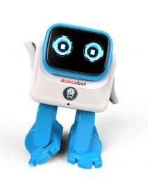 DanceBot AI Intelligent APP Bluetooth Control 360 Joint Rotation Sing Dance Smart RC Robot Toy