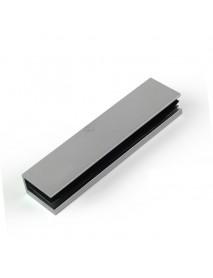 280kg Magnetic Door Lock U Shape Bracket 350lbs Frameless Glass Door Access Control System