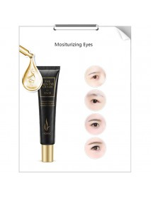 Eye Essence Hyaluronic Acid Cream Remove Dark Circles Moisturizing