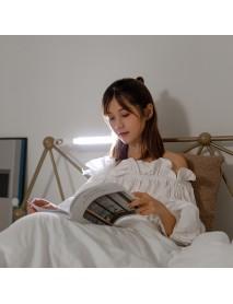 3Life 377 USB LED Night Light Mini Table Lights Eye Protection Pasteable Light Reading Light With Hooks Kitchen Lamp Corridor Light
