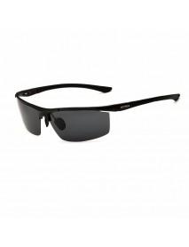 Aluminum Magnesium Alloy Sun Glassess Uv Protection Polarized Driving Outdooors Eyeglasseess