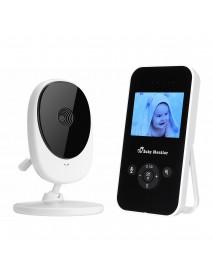 HD 1080P Camera 2.4G Wireless 2.4inch LCD Baby Monitors Video Night Vision 2 Way Talk Home Gift