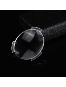 25*45MM Replacement Virtual Reality Lens For Google Cardboard 3D VR Glasses