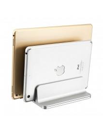 Adjustable Vertical Laptop Stand Space-saving Desktop Holder For Laptop Notebook MacBook