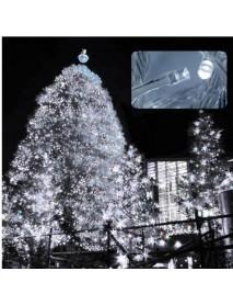 KCASA Led Lights String Lights Flashing Party Christmas Decorations Light String 10Meters 100Lights
