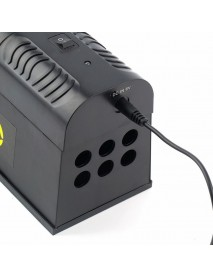 Electronic Rat And Rodent Trap Powfully Kill And Eliminate Rats Mice Rodents Animal Repeller