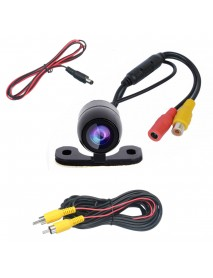 Car 170 HD Rear View Reversing Backup Camera Full Color CMOS Waterproof