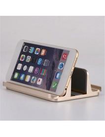 Aluminum Alloy Phone Holder Laptop Stand Holder Book Holder For Smart Phone Laptop Notebook