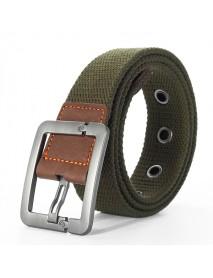 110CM Men Military Belt Outdoor Tactical Canvas Belts For Jeans Straps
