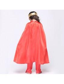 Halloween Kid Girls Anime Super Hero Fancy Cosplay Costume