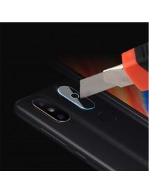 2 PCS Camera Lens Protector Soft Tempered Glass Rear Camera Phone Lens for Xiaomi Redmi S2