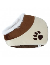 Warm Igloo Sleeping Pet Bed House Cushion Nest For Dog Puppy Cat K itten