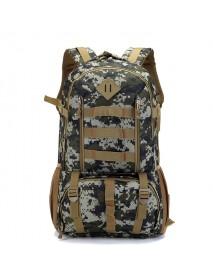50 L Big Capacity Backpack Outdoor Waterproof Nylon Men's Backpack Sports Bags