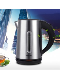 Honeyson 1L Electric Kettle Stainless Steel Electric Boil Water Level Kettle For Coffee Milk Tea