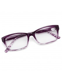 Classic Retro Men Women HD Full Frame Ultra-Light Reading Glasses